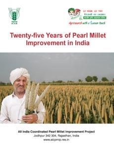 Twenty-five Years of Pearl Millet Improvement in India - OAR@ICRISAT