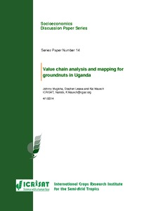 Value chain analysis and mapping for groundnuts in Uganda